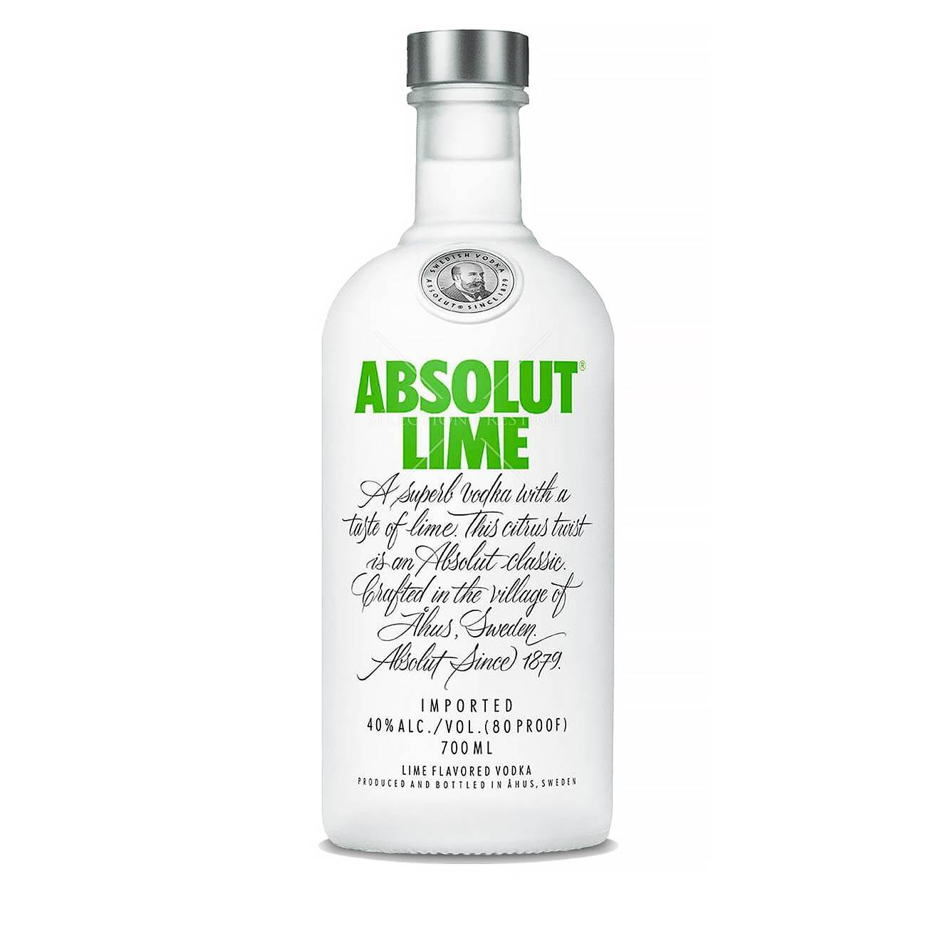 Vodka, Lime 1000ml, Absolut
