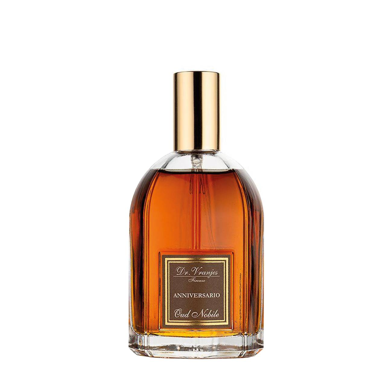 OUD NOBILE GLASS BOTTLE COLLECTION FRAGRANCE 100ML