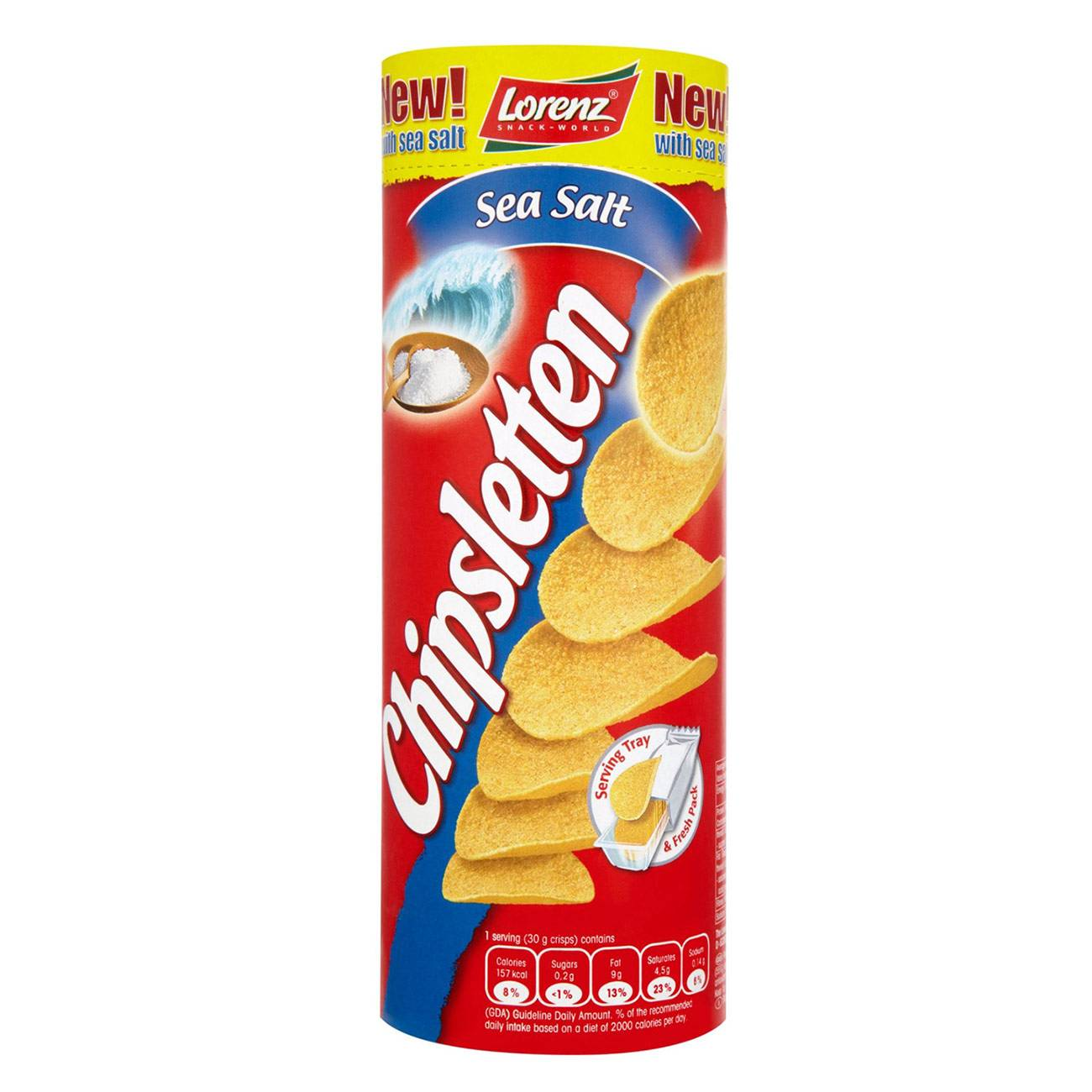 CHIPSLETTEN SALT
