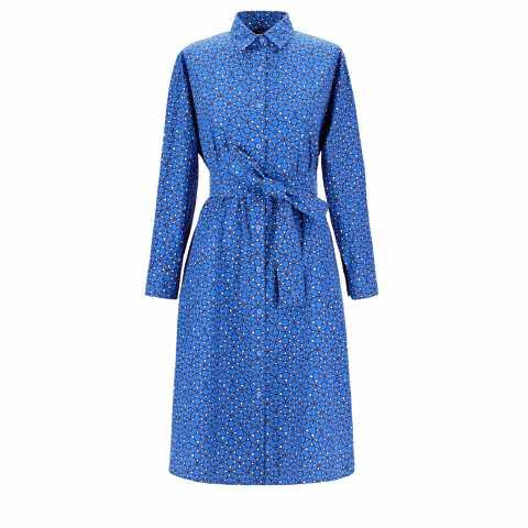 Weekend Max Mara Cotton poplin dress 46