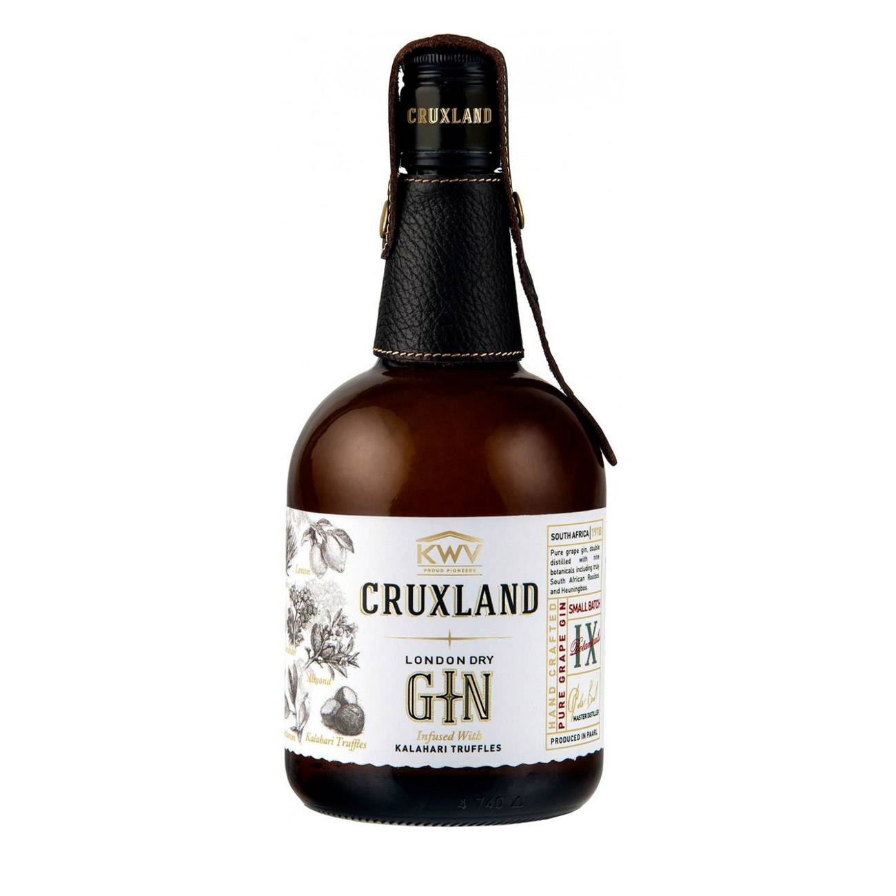 CRUXLAND LONDON DRY GIN 1000ml