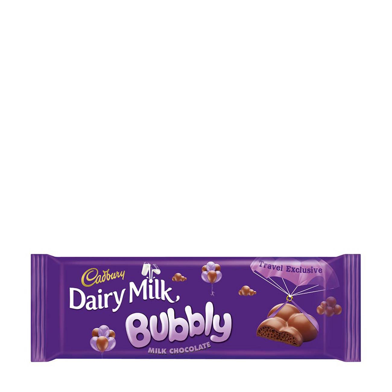 BUBBLY DAIRY 210 G