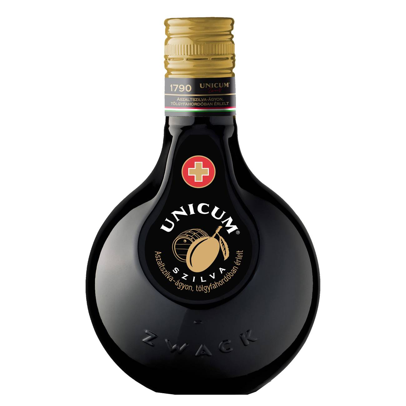Lichior, UNICUM PLUM 700 ML, Unicum Zwack
