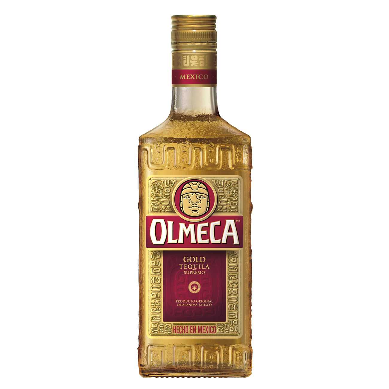 Tequila, GOLD 1000 ML, Olmeca