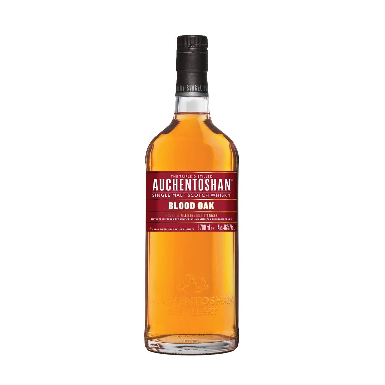 Whisky scotian, BLOOD OAK 700 Ml, Auchentoshan