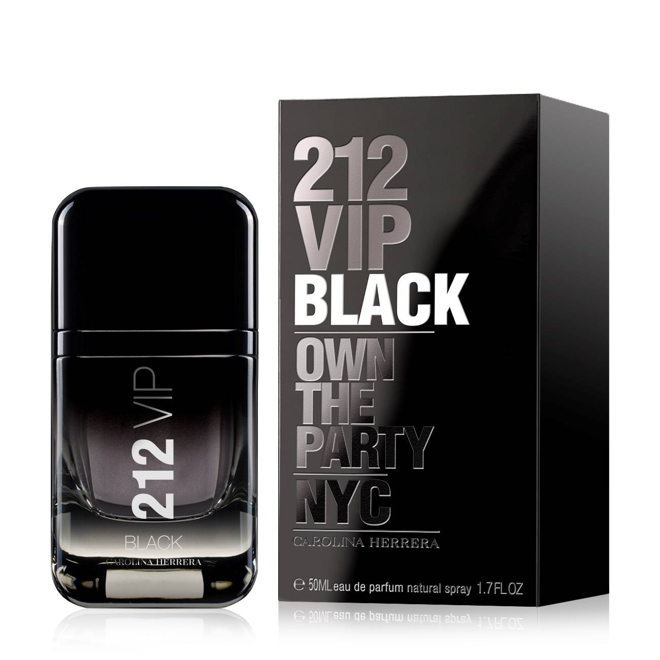 212 Vip Black 50ml imagine