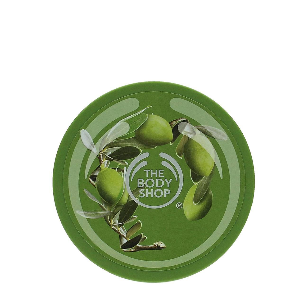 Olive Body Butter 200ml imagine