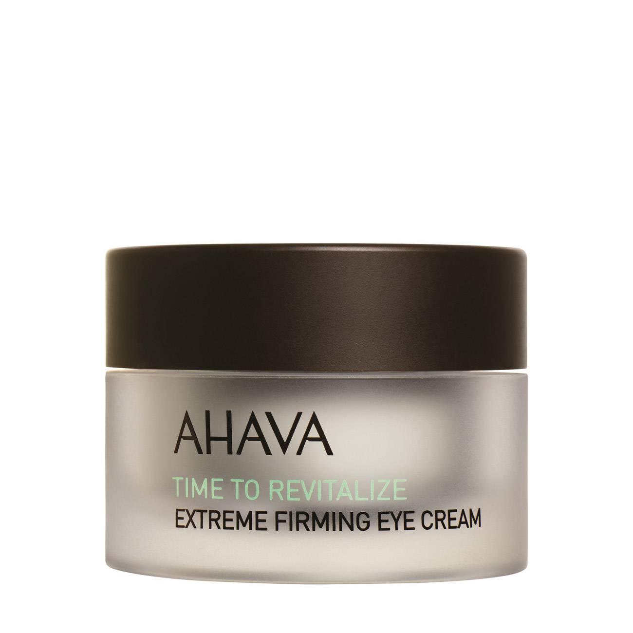 Time To Revitalize Extreme Firming Eye Cream 15 Ml Ahava imagine 2021 bestvalue.eu