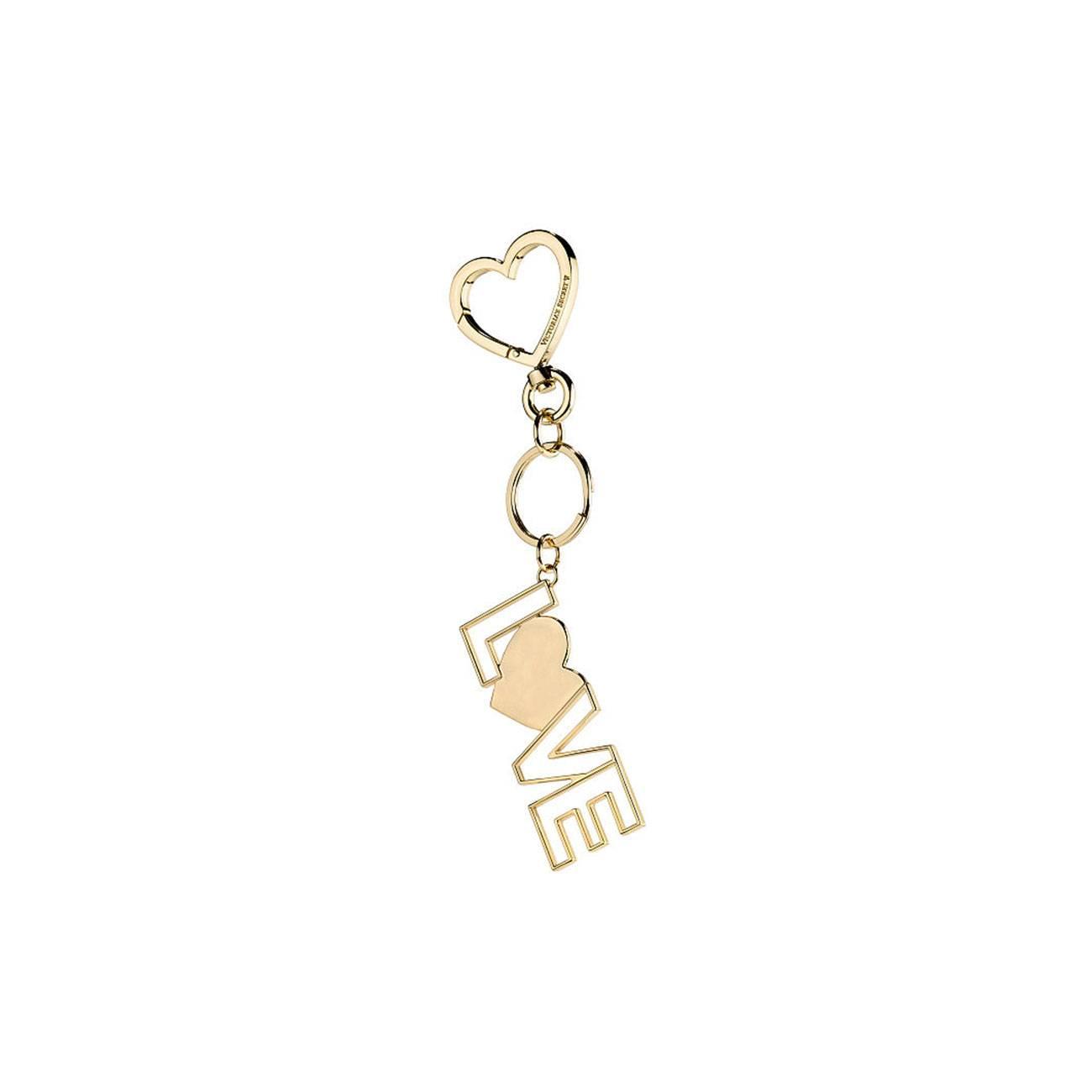 XO Love Charm Keychain imagine produs