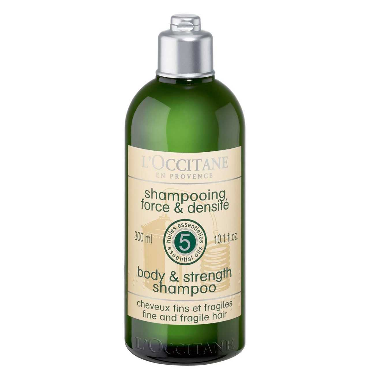 BODY&STRENGTH SHAMPOO 300 ML