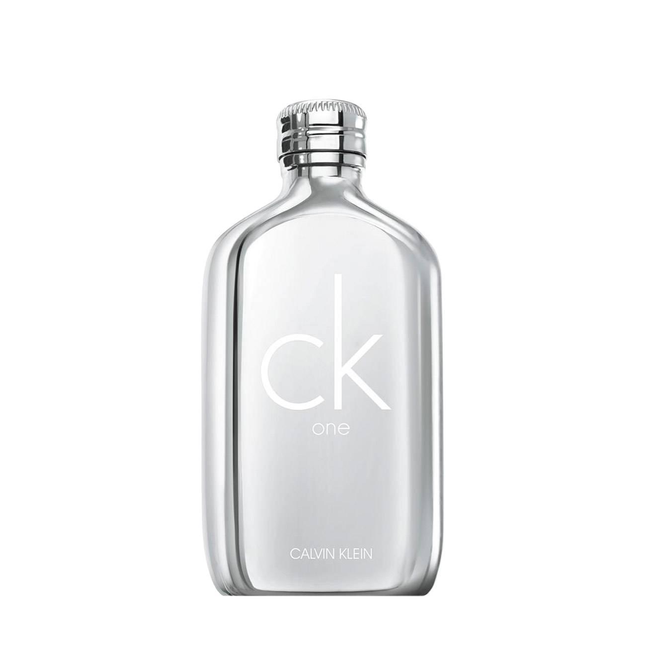 CK ONE PLATINUM 100ml