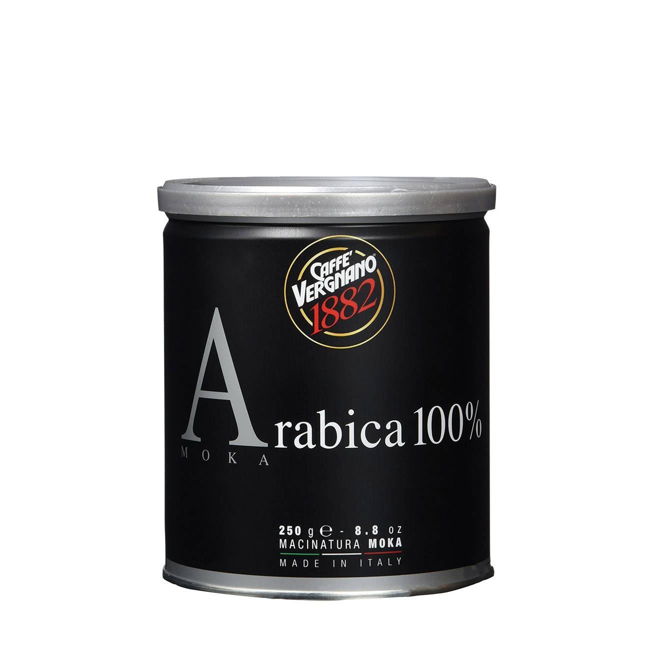 MOKA ARABICA 100 % 250gr