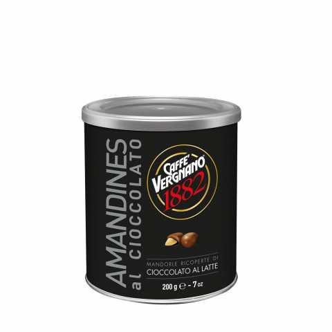 VERGNANO AMANDINE MILK CHOCOLATE Cafea 200gr