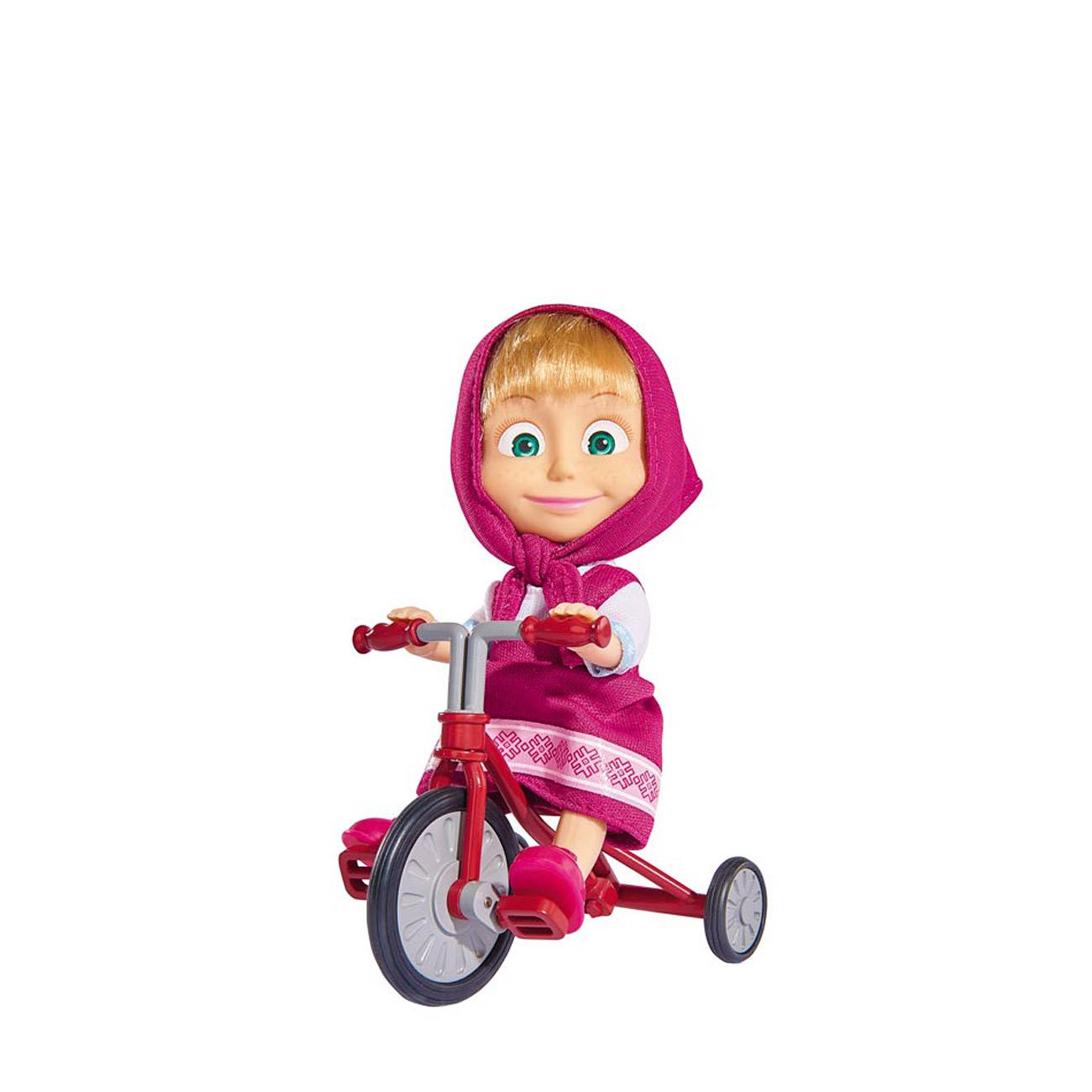 Masha and Tricycle