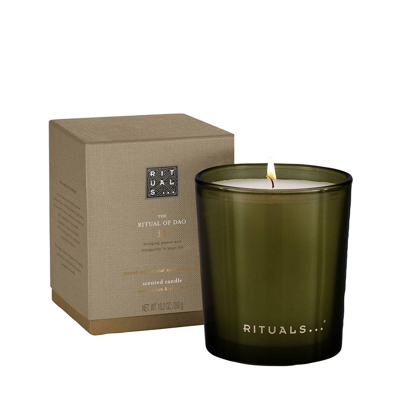 Dao Scented Candle 290gr Rituals imagine 2021 bestvalue.eu