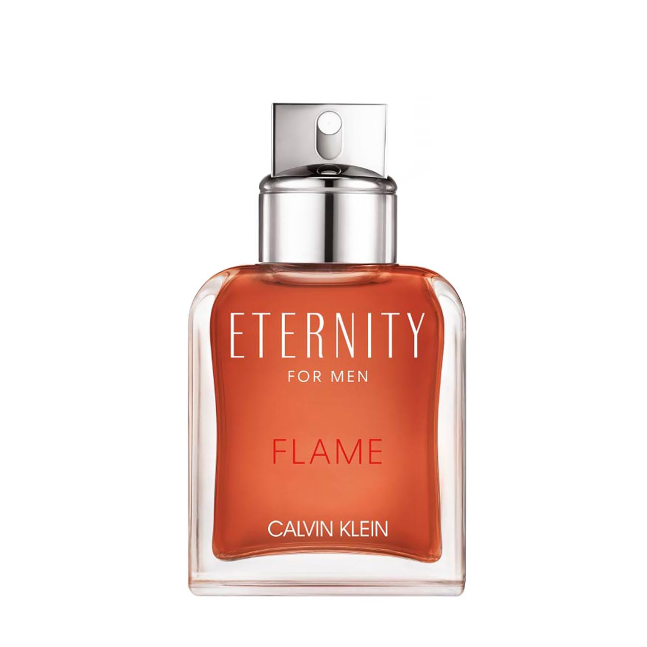Eternity Flame For Men 100ml Calvin Klein imagine 2021 bestvalue.eu