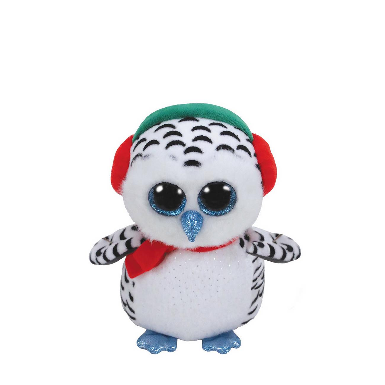 NESTER SNOWY OWL