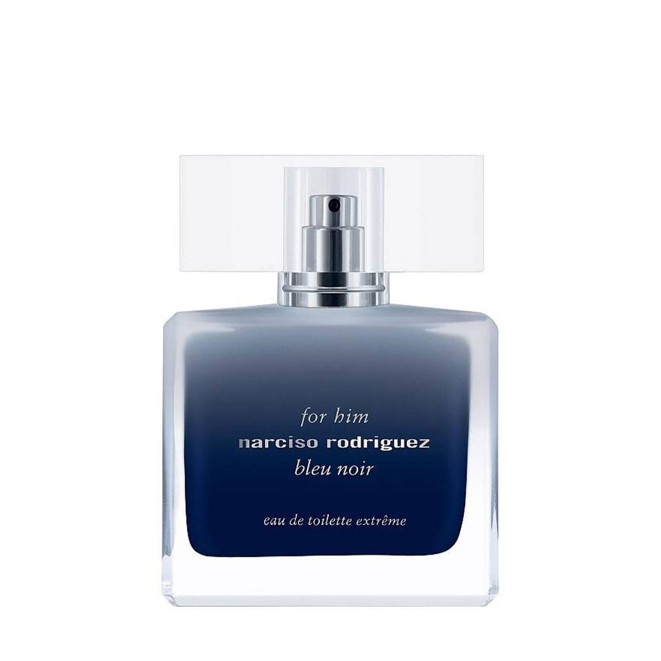 For Him Bleu Noir Eau De Toilette Extreme 50ml Narciso Rodriguez imagine 2021 bestvalue.eu