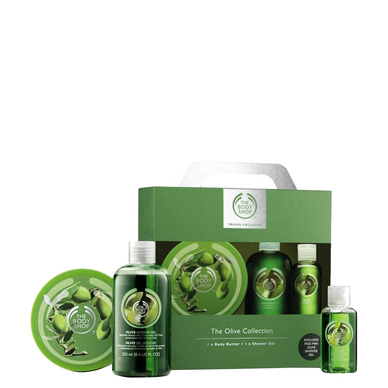 THE OLIVE COLLECTION 510 ML