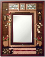 Hudson River Inlay - Craftsman's Bungalow - HRI-1061