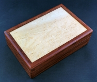 Heartwood Creations - Jewelry Box - Meadow Lift Top