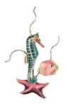 Bovano - W1928 - Seahorse with Starfish and Butterflyfish