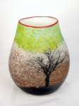 Art of Fire - Tree Vase