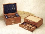 Heartwood Creations - Jewelry Box - Cascade II - 1 Drawer
