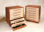 Heartwood Creations - Jewelry Box - Canyon Collection - 7 Drawer