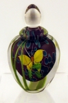Mayauel Ward - Perfume Bottle - Bamboo and Butterfly