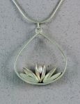 Betsy Frost - Lotus Necklace
