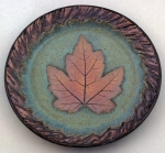 Dirty Dog Pottery: Plate - 10