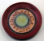 Dirty Dog Pottery: Plate - 12