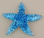 Gibbons - Starfish - Aqua on White