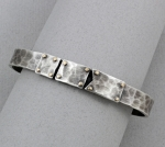 J & I - Sterling Silver & Gold Filled Bracelet - MCX1B