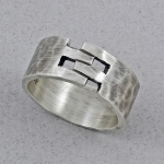 J & I - Sterling Silver Ring - MCX4R