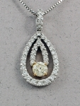 Michael Chang - Diamond Pendant MC-06243-09