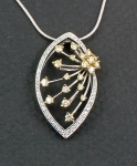Michael Chang - Diamond Pendant MC-07271-33