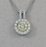 Michael Chang -  Diamond Pendant MC-07271-34
