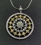 Michael Chang - Diamond Pendant MC-08159-06