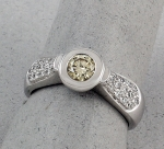 Michael Chang - Diamond Ring MC- 08258-08