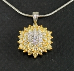 Michael Chang - Diamond Pendant MC-10228-10