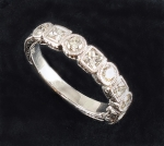 Michael Chang - Diamond Ring MC-10321-02