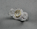 Michael Chang - Diamond Ring MC-12152-03