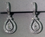 Michael Chang - Diamond Earrings MC-12152-09