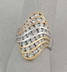 Michael Chang -  Diamond Ring MC-15200-46