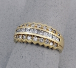 Michael Chang -  Diamond Ring MC-15200-60
