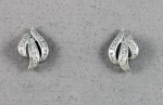 Michael Chang - Diamond Post Earrings MC-50072-27