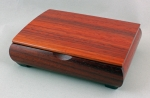 Mikutowski Woodworking Small Box PRL 12: Paduak & Wenge
