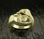 Steven Douglas - Mermaid Wrap Ring  MR005